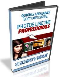 Edit Your Digital Photos Using Photoshop