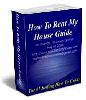 Real Estate Guide - How To Rent My House Guide!